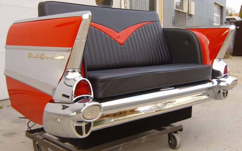 Classic Car Sofa For Sale
